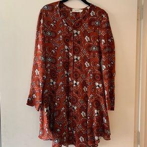 A.L.C Silk Dress